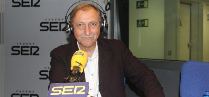 """Paco Lobatón: """"Desaparece una persona, pero no desaparecen sus derechos"""""""