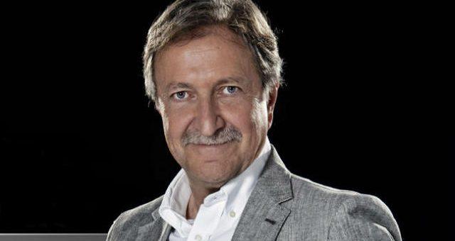 Paco Lobatón, escritor y periodista