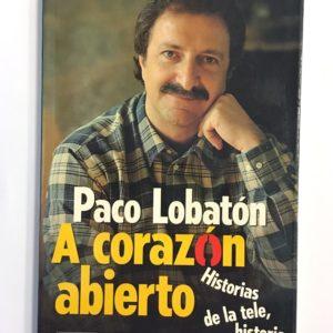 Libro Paco Lobatón