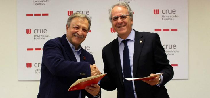 Las universidades españolas contribuirán a la búsqueda de las personas desaparecidas