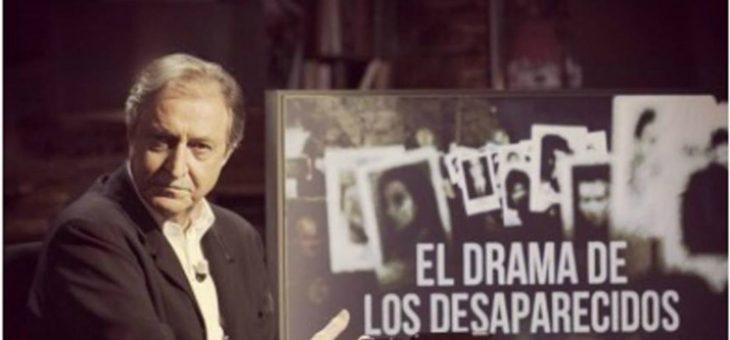 Úbeda y Baeza acogerán un foro de la fundación de desaparecidos que preside Paco Lobatón