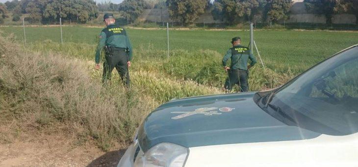 Continua la búsqueda del desaparecido en Garrapinillos