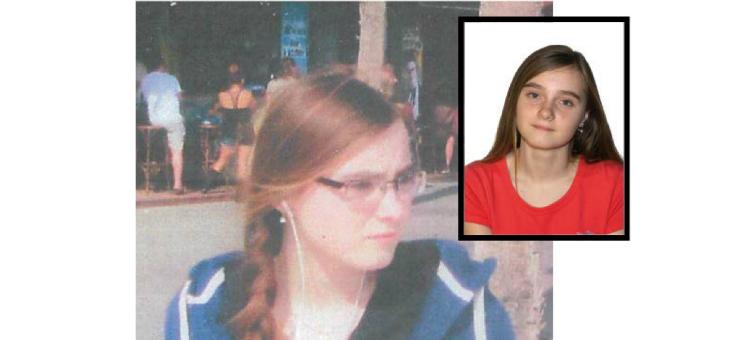 Xàbia no olvida a Khrystyna, una menor que lleva 3 años desaparecida