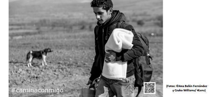 Fotografía y humanidad para recordar niños desaparecidos en el mundo