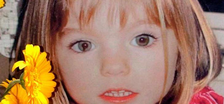 Se cumplen 10 años de la desaparición en Portugal de la niña británica Madeleine McCann