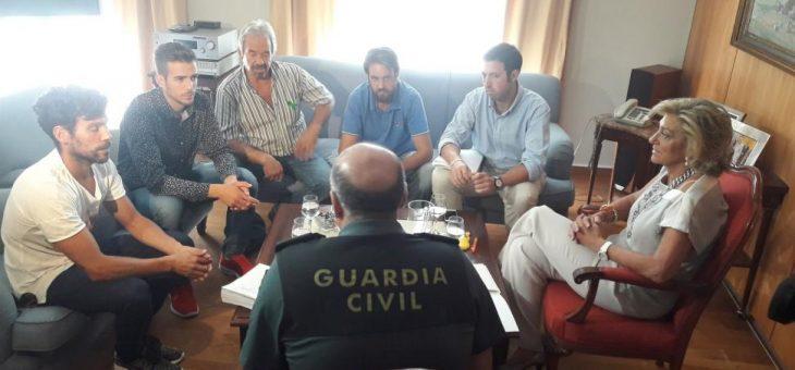 La desaparición de Francisca Cadenas en manos del equipo de delitos contra las personas de la Guardia Civil de Badajoz