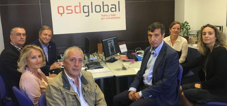 Fructífero primer encuentro de trabajo CNDES y QSDglobal