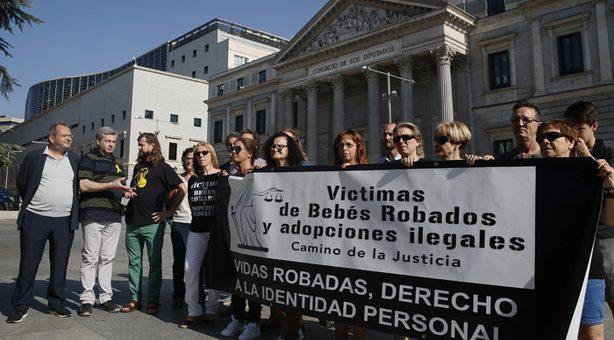 Víctimas de bebés robados piden crear un censo de desaparecidos