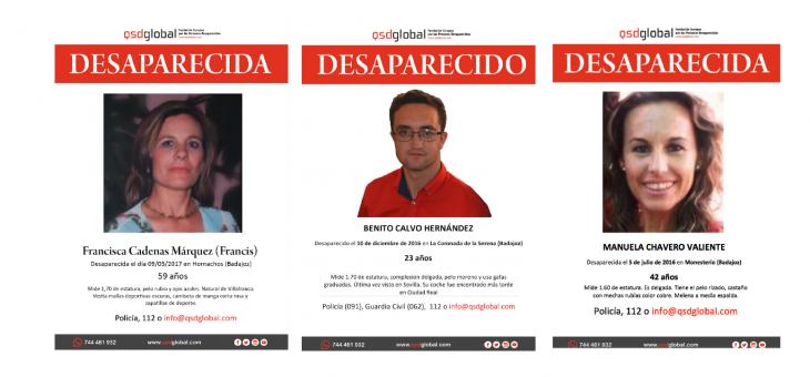 Encuentro de los familiares de desaparecidos extremeños y la Fundación QSDglobal en la Asamblea de Extremadura