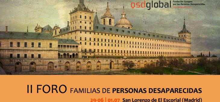 La Fundación QSDglobal reúne a las familias de personas desaparecidas en un nuevo encuentro nacional