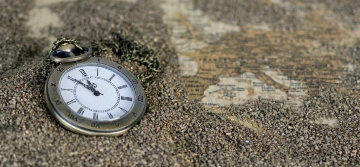 El tiempo que más pesa