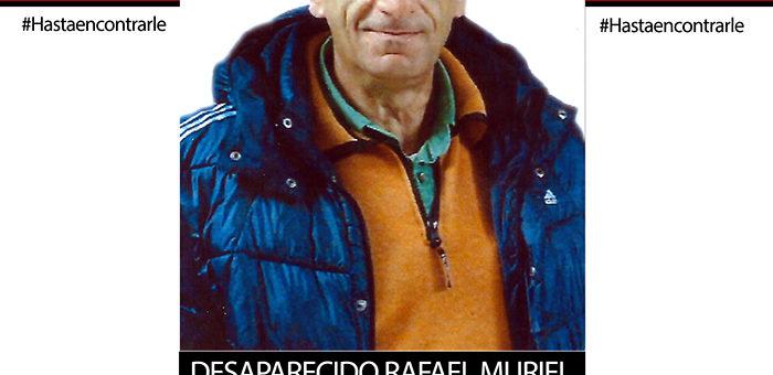 A LOS TRES AÑOS DE SU DESAPARICIÓN, ADAMUZ (Córdoba) ORGANIZA POR VEZ PRIMERA UN ACTO EN RECUERDO DEL DESAPARECIDO RAFAEL MURIEL