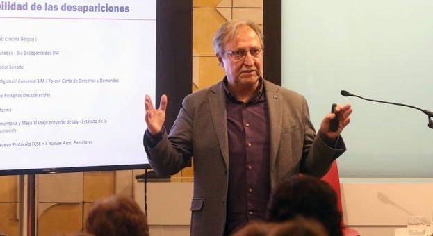 Paco Lobatón: «En las desapariciones es mejor hablar de bulos o patrañas que de 'fake news'»