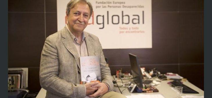 Paco Lobatón: «Las familias nunca tiran la toalla»