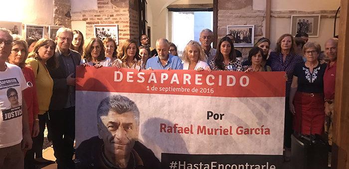 Rafael Muriel #HastaEncontrarle