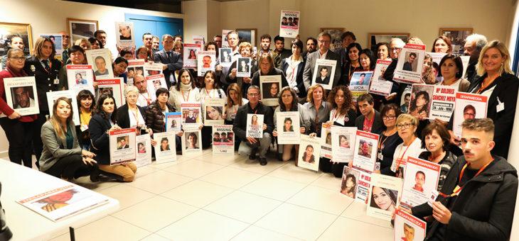 El Ayuntamiento de Montilla, la Asociación de Guardias Civiles Solidarios y la jueza Graziella Moreno, entre los galardonados en los Premios 9 de marzo por las personas desaparecidas