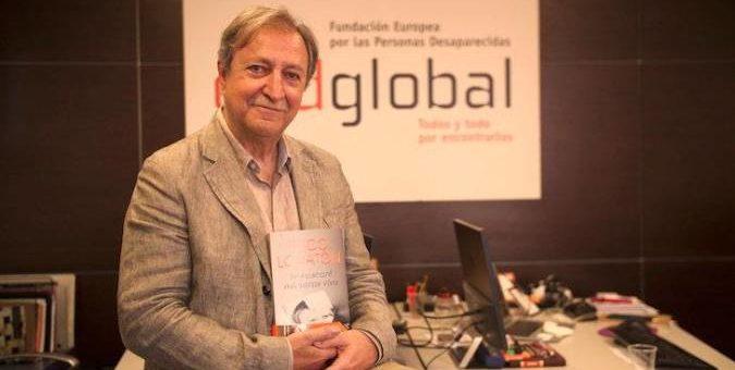 Paco Lobatón: «La incertidumbre es la 'muerte tacaña' porque no deja espacio para el duelo»