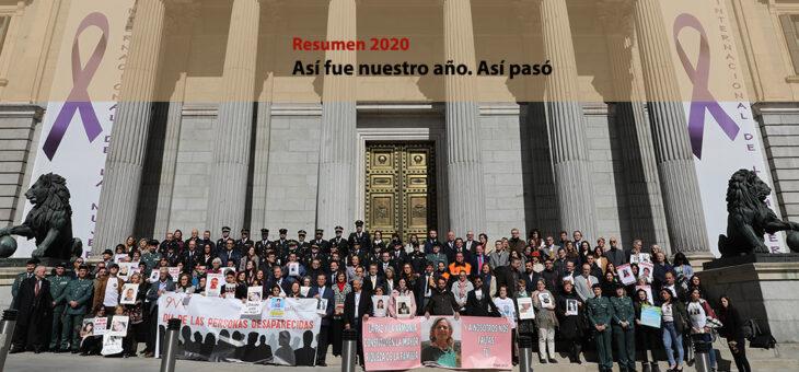 Resumen 2020. Así fue nuestro año. Así pasó
