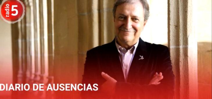 El periodistaPaco Lobatónse pone al frente de'Diario de Ausencias'