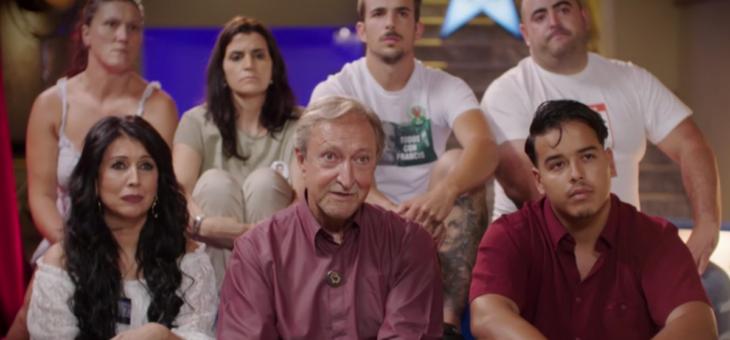 Paco Lobatón reaparece en 'Got Talent' para apoyar a las familias de los desaparecidos