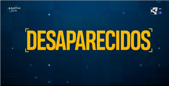 'Unidad móvil' TV Aragón aborda el drama de las desapariciones